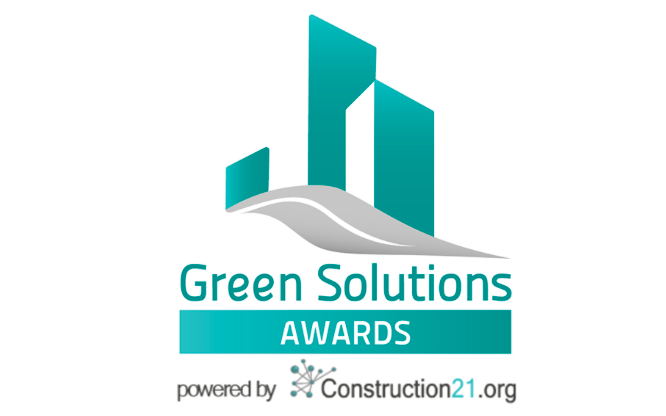 """Green Solutions Award"""
