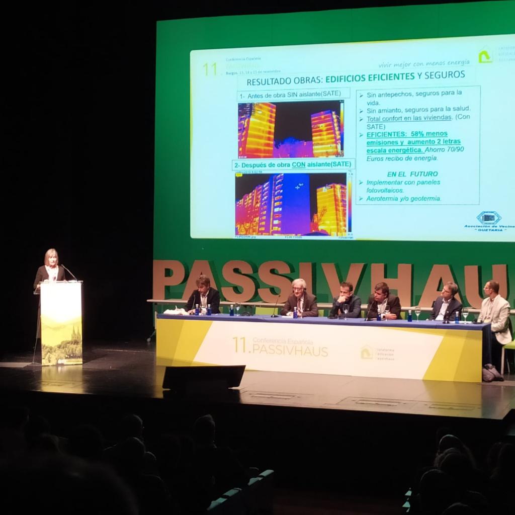 11 Conferencia PEP En Burgos