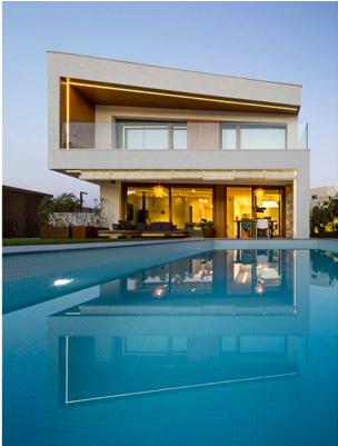 Casa passivhaus plus Izabal, Sitges