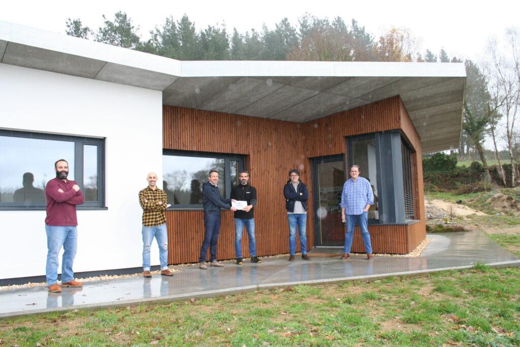 Certificacion de vivienda en Lugo por Energiehaus