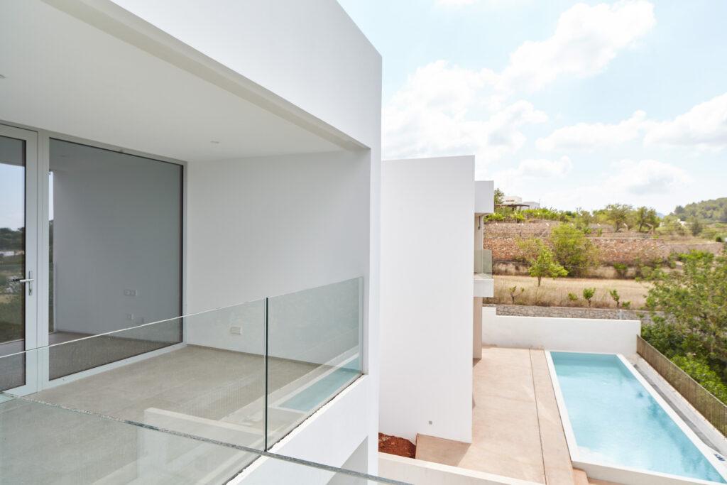 Energiehaus certificación passivhaus en Ibiza 3 viviendas