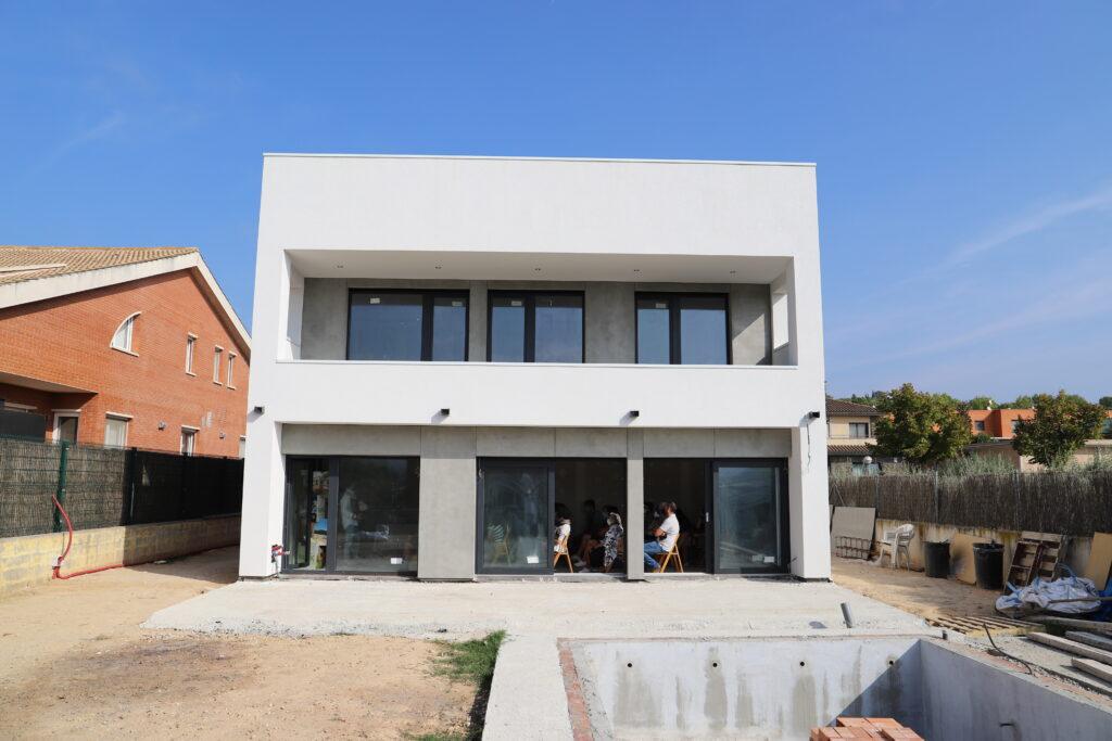 """""""Energiehaus_Arquitetura_Passivhaus_Igualada_vivienda"""""""